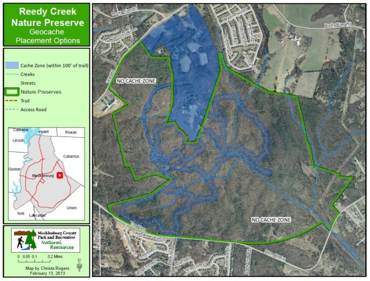 Reedy Creek Nature Preserve