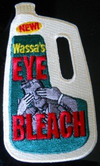 Wassa's Eye Bleach Patch