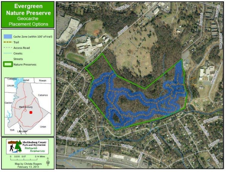 Evergreen Nature Preserve