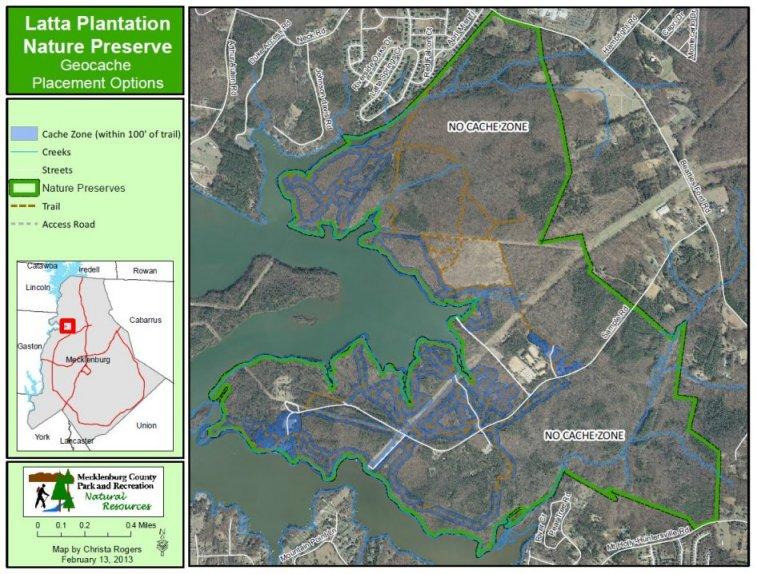 Latta Plantation Nature Preserve