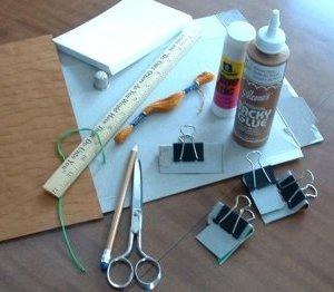 codex binding bookmaking tutorial